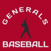 Generals Baseball Merchendise Custom Shirts & Apparel